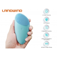 Quality Mini Waterproof Face Scrubber Brush for sale