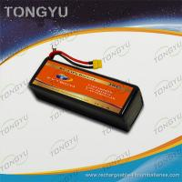 Quality Custom 20C Helicopters LiPo RC Battery Pack 7.4V 16000mAh For UAV for sale
