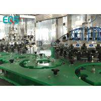 Quality Automatic 4 In 1 Glass Bottle Beer Carbonated Drink Filling Machine SUS304 10000 BPH for sale