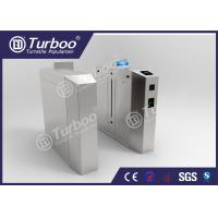 Quality 1 Second Fast Speed Gate Turnstile Security Access Control System Low Noise for sale