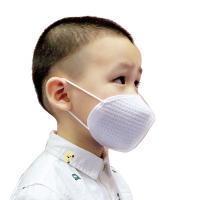 Quality Anti Pollution Kids Disposable Mask , CE Certification Child Face Mask Disposable for sale