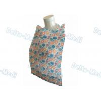 China Adult Feeding Disposable Dental Bibs , Custom Disposable Bibs For Adults on sale