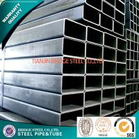 Quality Pre Galvanized Square Steel Pipe API J55 API L80 ASTM A53 Q195 for sale