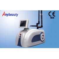 Quality Portable Co2 Fractional Laser Machine for skin rejuvenation and scar removal , Tighten skin for sale