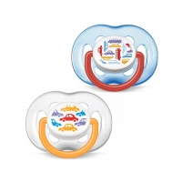 Quality Four Holes Baby Sucking Pacifier For Nursing Babies Heat Resistance Durable for sale