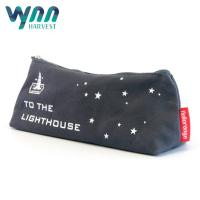 Quality Black Pencil Pouches For School, 28 * 30 * 40cm Carrying Soft Pencil Case for sale