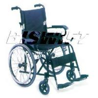 Quality Steel Manual Wheelchair (QX909B) for sale