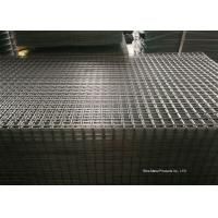 Quality Anti Craking Galvanized Wire Mesh Sheets / Rolls 2mm-5mm Dia Wire for sale