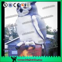 Quality 5M Customized Inflatable Owl Animal Advertising Inflatable Cartoon for sale