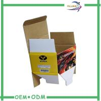 China Heavy Duty Foldable Corrugated Carton Box Printing Large Size on sale