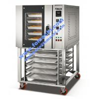 Quality Convection Oven with Under Shelf  5 Trays Electric Type  All Stainless Steel Body Convection Oven FMX-O225AS for sale