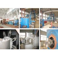 Quality Roller Conveyor Steel Shot Blasting Equipment , Tubes Steel Shot Machine for sale