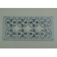 Buy Customized 4 Layer Metal Core Led PCB Board Fabrication Routing V Cut at wholesale prices
