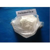 Quality 99.5% T-bol/ Oral Turinabol/ 4-Chlorodehydromethyltestosterone Powder for sale