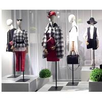 Quality Clothing Shop Window Display Equipment / Retail Display Props For Window Display for sale