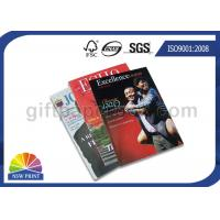 Quality Full Color Custom Magazine Printing / Brochure Printing / Catalogue Printing Service for sale