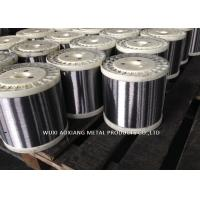 Quality Plain Surface 430 Stainless Steel Wire Coil Diameter 0.016 - 26mm Kitchen Use for sale