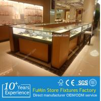 Quality cheap acrylic jewelry accessories display showcase for sale