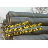 Quality Spiral Steel Pipe (chinese factory) for sale