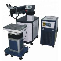 China 300W Mould CNC Automatic Laser Welding Machine with Microscope CCD on sale