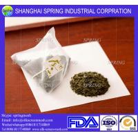 Quality Completely biodegradable corn teabag mesh instead of tea bag filter nylon mesh fabric/filter bags for sale