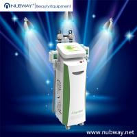 Quality September Promotion!!! NUBWAY low price cryolipolysis body cool shape slimming system for sale