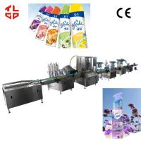 Quality Automatic Aerosol Filling Machine For Tin Plate Cans Cans Air Freshener Spray for sale