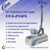 China Professional RF Fractional Co2 Laser Machine Z15BS with Scanning Function on sale