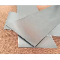Quality Niti Shape Memory Alloy Sheet and Superelastic Nitinol Plate for sale