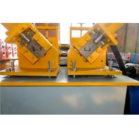 Buy cheap Drywall Light Steel Galvanized Metal Stud Keel and Track Making Machine from wholesalers