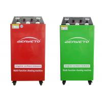 Buy cheap Car Care Engine Decarbonizing Machine / Mobile Automotive Carbon Cleaner from wholesalers