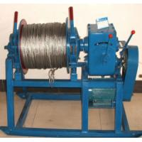 Quality High Efficiency Slip Way Winch Marine Tool Liting Pulling Winch for Drilling for sale