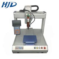 Buy cheap 300 Watt 3 Axis Dispensing Robot Automatic Colorant Glue Cnc Robot Machine from wholesalers