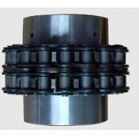 China Forged Steel Chain Shaft Coupling , Natural Color Industrial Couplings on sale