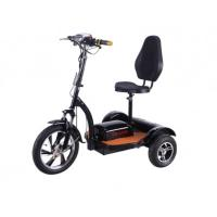 Buy 48v/500w Three Wheels Electric Mobility Scooter with CE Certificate at wholesale prices
