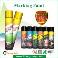 Quality Custom Tree spray marking paint For Wood , Fast Drying And High Spray Rate for sale