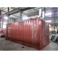 Quality 600 KW Cummins Diesel Generator With Container Design 1500RPM 3 Phase 4 Pole for sale