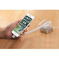 Quality COMER acrylic display security charger alarm display anti theft  devices solutions for apple iphone stores for sale