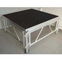 Buy Waterproof Movable Stage Platform , Folding Stage Aluminum T6082-T6 at wholesale prices