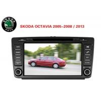 Buy cheap Wholesale Touch Screen Car DVD Player GPS Navigation for Skoda Octavia 2005-2014 from wholesalers