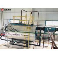 Quality Automatic Oil Fired Hot Water Boiler 92.4% -- 94.5% Boiler Thermal Efficiency for sale