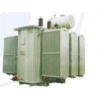 S13 / SZ 13 / SFZ13 Oil Immersed Transformer Low Noise For Power Plant