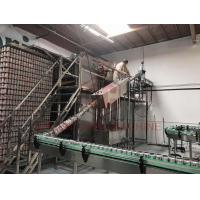 Quality 12000cph Aluminum Empty Can Depalletizer , Filling And Capping Machine for sale
