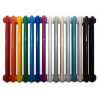 Quality Customized Color Radiator Powder Coating High Saturation Oil Resistant for sale