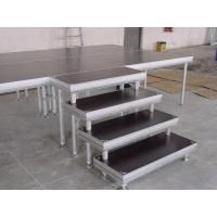 Buy cheap Aluminum stage/Mobile Concert Stage/Portable DJ stage Outdoor Aluminum platform from wholesalers