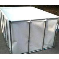 Buy Collapsible Tarpaulin Fish Tank/ Pond/ Pool PVC Supporting Pipe Fish Tank at wholesale prices