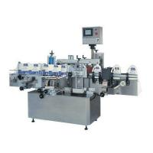 China OEM Semi Automatic Label Applicator Machine , Bottle Labeling Machine on sale