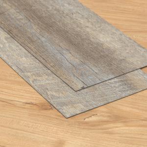 China Locking Luxury Vinyl Tile Flooring , Luxury Laminate Wood Flooring Anti Slip Fireproof on sale