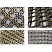 China SS316 SS304 10m Length  Stainless Steel Decorative Wire Mesh  Screen 2.5mm Wire Dia on sale