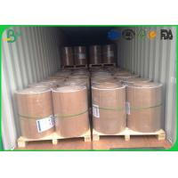 Quality 610mm 914mm 105gsm 90 Gsm Gloss Paper , C1S One Side Coated Art Paper for sale